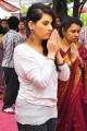 Archana Veda Sastry Photos at Kamala Tho Naa Prayanam Launch