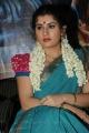 Beautiful Archana Veda Saree Stills @ Maha Bhaktha Siriyala Audio Release