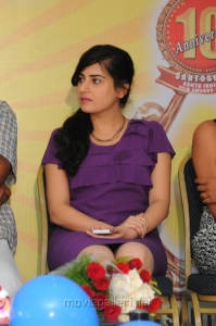 Archana Veda Hot Pics at Santosham Awards 2012 Press Meet