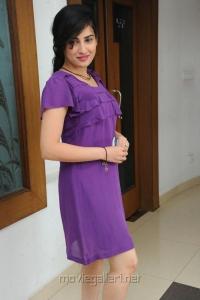Telugu Actress Archana Hot Stills in Violet Skirt
