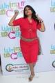 Tamil Actress Archana in Red Dress Hot Photos
