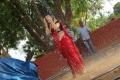 Actress Veda Archana Sastry in Red Saree @ Kamalatho Naa Prayanam