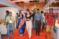 Archana film actress seen going around the Kitchen India Expo at Hitex organised jointly by Hitex and Traditions