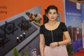 Archana, film actress seen at the Kitechen India Expo jointly organised by Hitex and Traditioins
