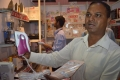 Seen an exhibitors showing travel iron box @ Kitchen India Expo at Hitex, Madhapur Photos