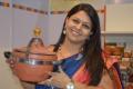 Alpa Jain seen showing Mitti Cool, Cooker made up of mud