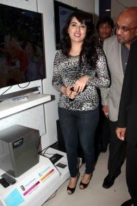 Archana launches Samsung Plaza @ Pai International Store Photos