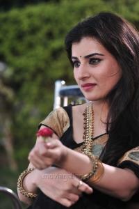 Anandini Actress Archana Hot in Saree Photos