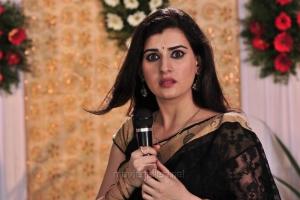 Actress Archana Saree Photos in Anandini Movie