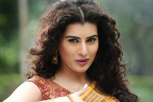 Anandini Actress Archana in Saree Photos