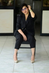 Actress Archana Veda Latest Stills @ Annapurnamma Gari Manavadu Interview