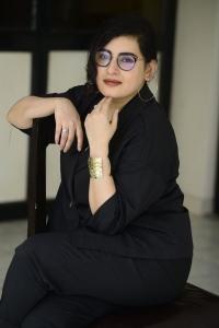 Actress Archana Shastry Latest Stills @ Annapurnamma Gari Manavadu Interview