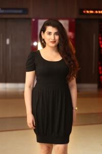 Actress Archana Shastry Photos @ Jessie Movie Success Meet
