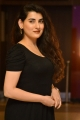 Actress Archana Veda Shastry Photos in Black Dress