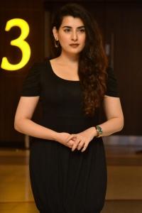 Actress Archana Veda Shastry Photos @ Jessie Movie Success Meet
