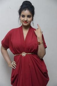 Actress Archana Singh Stills @ Dhamayanthi Movie Trailer Launch