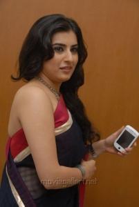 Archana Veda Hot Saree Stills
