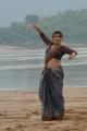 Telugu Actress Archana Photos in Cotton Saree
