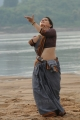 Actress Archana Veda in Cotton Saree Photos