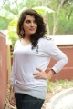 Actress Archana Veda in White Dress Hot Stills