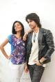 Anisha Ambrose, Abhijeet Duddala  at Areyrey Movie Press Meet Stills