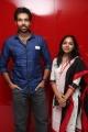 Sibiraj with his wife Revathi @ Arima Nambi Premiere Show Photos