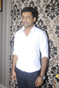 Director Anand Shankar @ Arima Nambi Movie Success Meet Stills