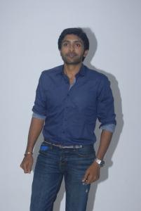 Actor Vikram Prabhu @ Arima Nambi Movie Success Meet Stills