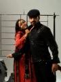 Actress Unnimaya, JK in Ariyathavan Puriyathavan Movie Stills