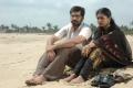 JK, Unnimaya in Ariyathavan Puriyathavan Movie Stills