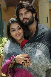 Pooja Jhaveri, Vijay Devarakonda in Arjun Reddy Tamil Movie Stills HD
