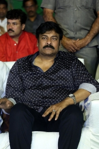 Chiranjeevi @ Arjun Suravaram Pre Release Function Stills