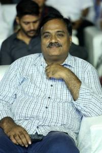 B Madhu @ Arjun Suravaram Pre Release Function Stills