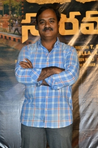 Tagore Madhu @ Arjun Suravaram Movie Press Meet Stills