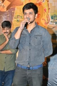 Actor Nikhil Siddharth @ Arjun Suravaram Movie Press Meet Stills