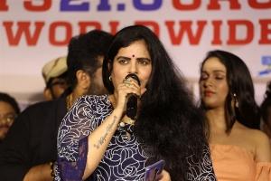 Rajitha @ Arjun Suravaram Movie Success Meet Photos
