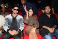 Nikhil Siddharth, Lavanya Tripathi, TN Santhosh  @ Arjun Suravaram Movie Trailer Launch Stills