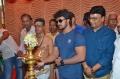 Hero Vijay Santhosh @ Arjuna Movie Pooja Stills