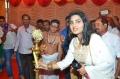Heroine Srushti Dange @ Arjuna Movie Pooja Stills