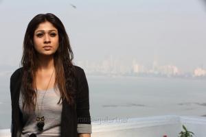 Actress Nayanthara in Arrambam Movie Stills