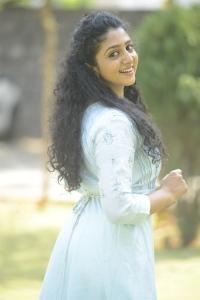Actress Arsha Baiju Photos @ Gangs of 18 Press Meet