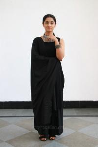 Actress Arthana Binu Photos HD @ Kadai Kutty Singam Success Meet