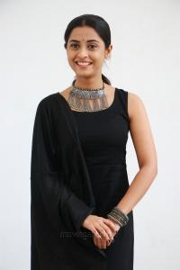 Actress Arthana Binu Black Dress Photos HD