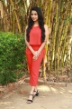 Sema Movie Actress Arthana Vijayakumar Red Dress HD Images