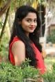 Sema Movie Heroine Arthana Binu Red Dress Images HD