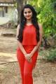 Sema Movie Actress Arthana Binu Red Dress Images HD