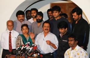 Artists Support Regarding Viswaroopam Issue Stills