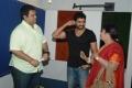 Arun Vijay sings with LR Eswari & Thaman