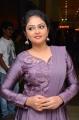 Telugu Actress Arundhathi Nair in Violet Churidar Photos