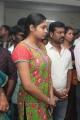 TamilActress Arundhati Stills in Flower Design Salwar Kameez